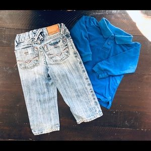 🍁3 for 20🍁 Guess Jeans set